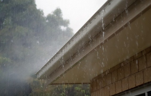manufactured home gutters