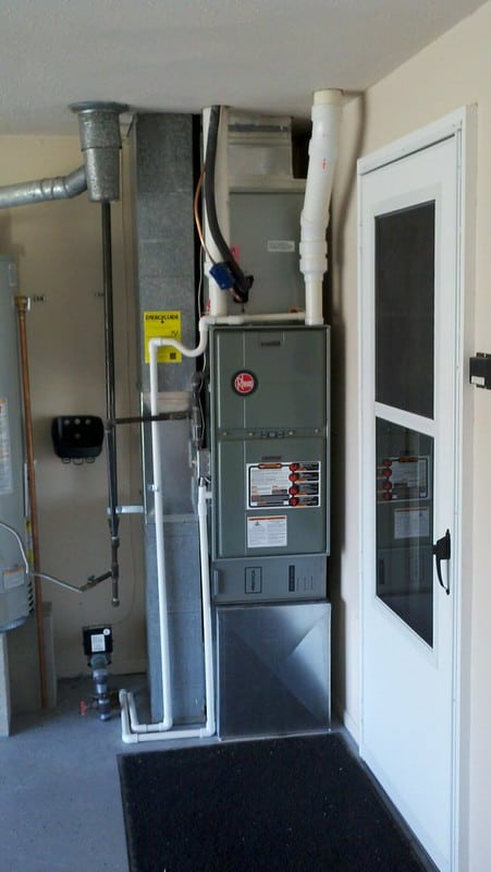 manufactured home furnaces