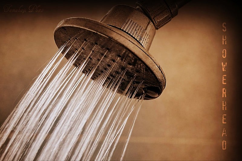 manufactured home shower heads