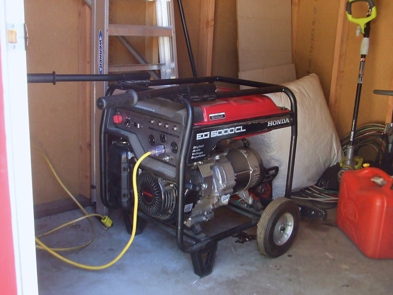 manufactured home generators