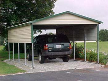 manufactured home carports