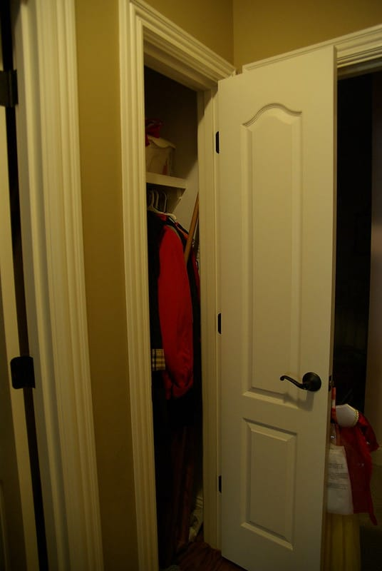 manufactured home closet doors
