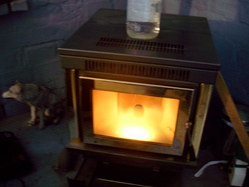 manufactured home pellet stoves