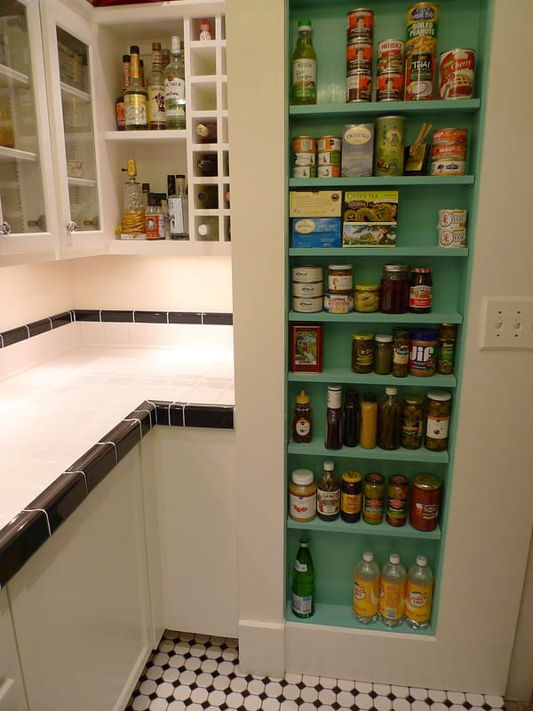 manufactured home pantry cabinets