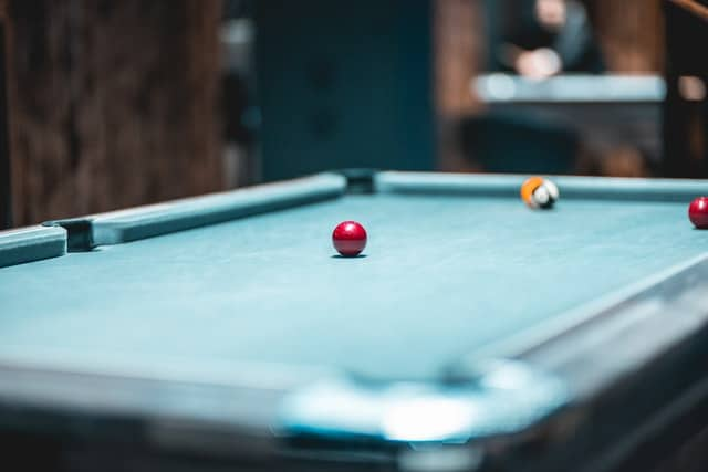 manufactured home pool tables