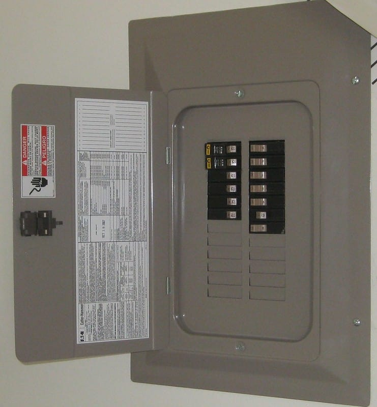 Can You Put Insulation Around a Circuit Breaker Box?