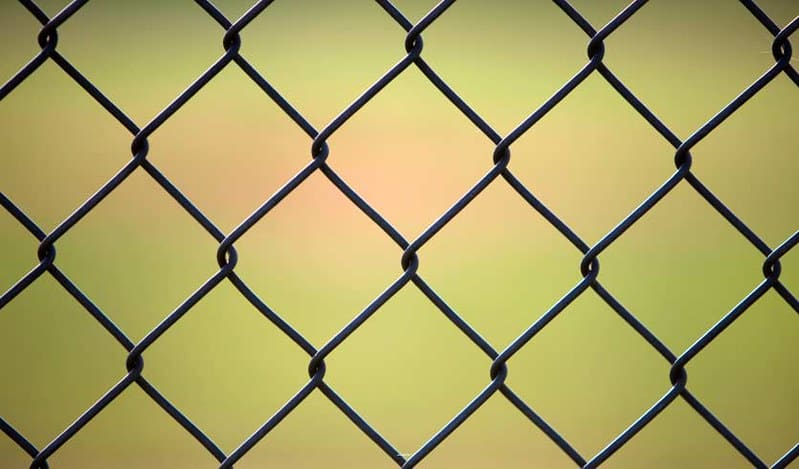 Are Chain Link Fences Trashy?