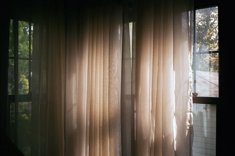 Is It Better To Leave Curtains Open Or Closed When Away From Home?