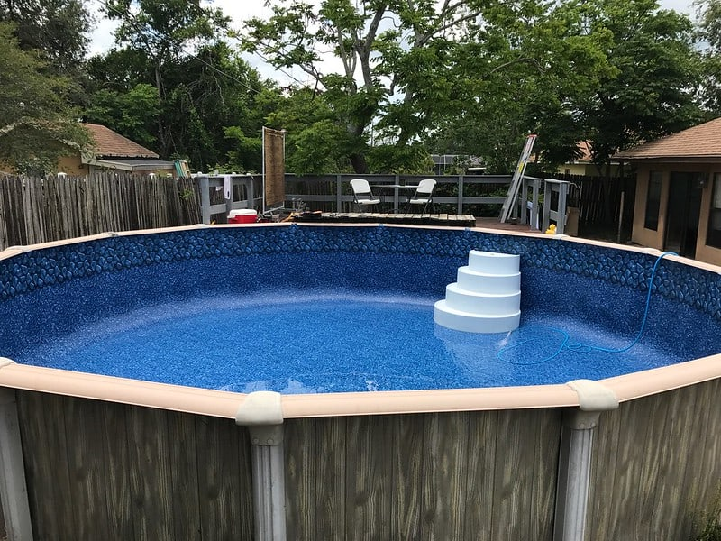 Are Above Ground Pools Trashy?